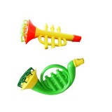 3 PCS Bubble Soap Bubble Blower Outdoor Funny Educational Children Toys Random Style Delivery
