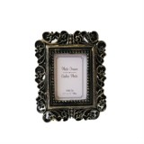 EKC01047 Photo Frame Retro Photo Frame for Wedding Party Family Home Decor Picture Desktop Frame Photo Frame (Square)