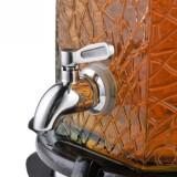Drink Dispenser Beverage Wine Barrel Tap Spigot Stainless Steel Coffee Juice Faucet, Size: 16mm