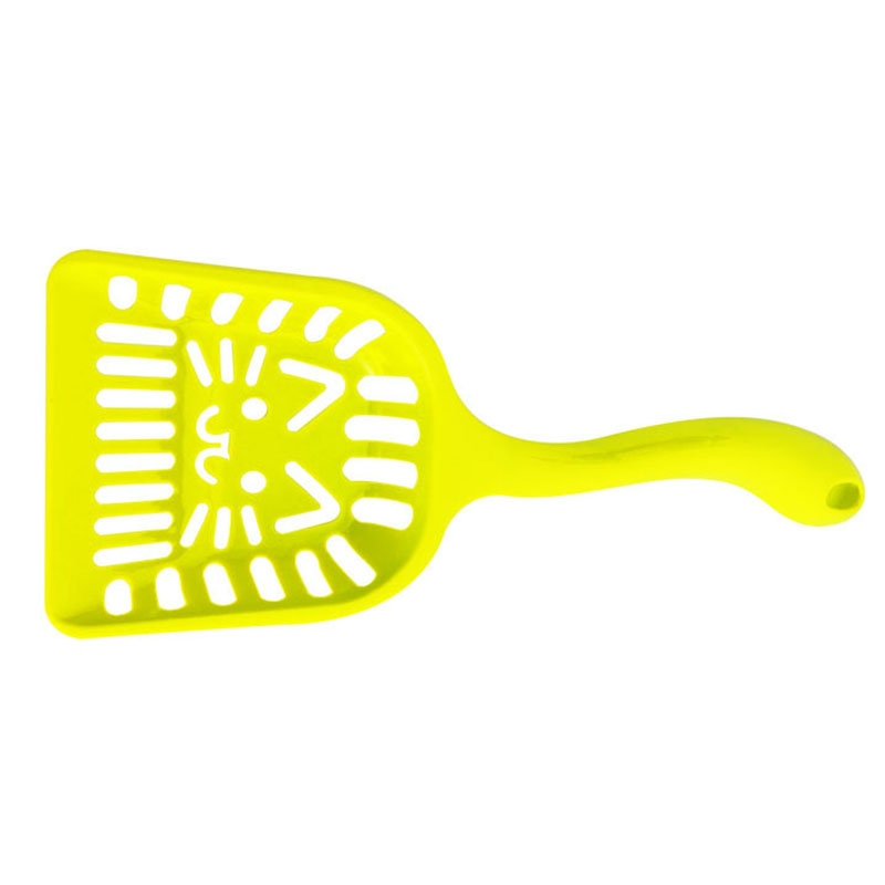 2 PCS 1403 Pet Supplies Dog Puppy Cat Kitten Cleaning Tool Scoop Poop Shovel Waste Tray (Random Color)