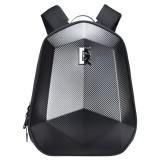 GHOST RACING 15.6inch Motorcycle Riding Backpack Locomotive Shoulder Bag Hard Shell Bag Rainproof Computer Bag