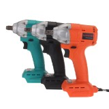 630NM High Torque Impact Wrench Brushless Cordless Electric Wrench Replacement For Makita Battery