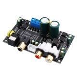 HiFi CS8416 CS4398 Digital Interface Optical Coaxial Audio Decoder SPDIF DAC Decode Board Support 24Bit 192Khz AC12V