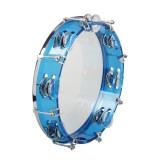 10 Inch J93 ABS Self-adjusting Hand Tambourine Orff Instruments for Children