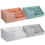 Desktop Cosmetic Storage Box Case Makeup Sundries Organizer Jewelry Display Box Container
