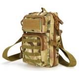 600D Tactical Molle Pouch Utility Belt Waist Pack Phone Bag Military Webbing Bag Waist Bag
