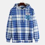 Mens Fashion Hooded Drawstring Long Sleeve Causal Sweatshirt