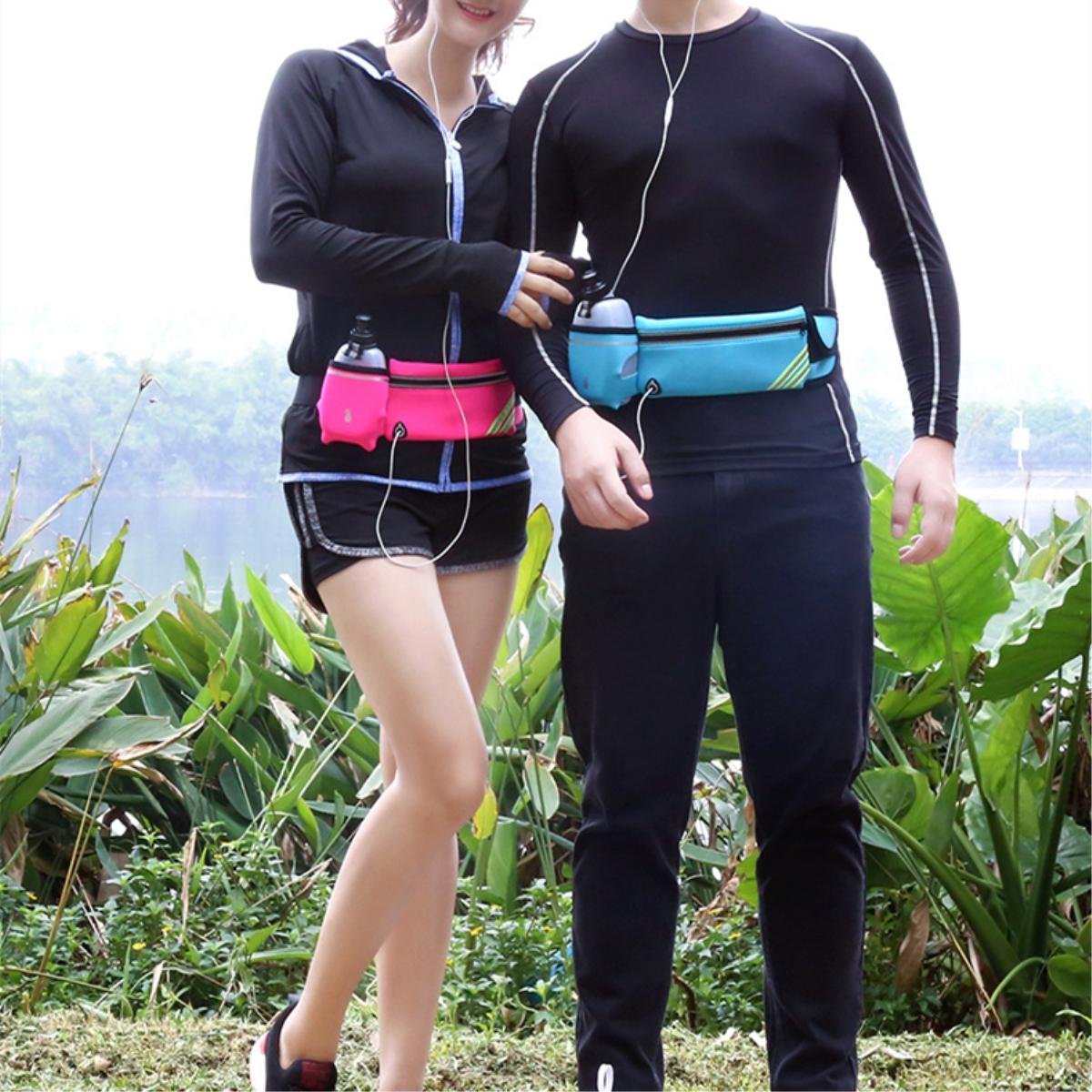 Sports Waist Bag Phone Bag For Outdoor Sports Running Jogging Climbing