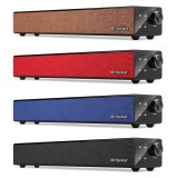 20W 4000 mAh Wireless Bluetooth Speaker Soundbar Stereo Speakers for TV Theater