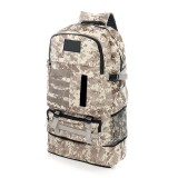 70L Outdoor Tactical Backpack Waterproof Nylon Rucksack Sports Climbing Trekking Shoulder Bag Camping Hiking