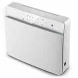 Nobico J022 Wall-mounted Remote Control UV Lamp Negative Ion Remove Formaldehyde Sterilization Air Purifier – White