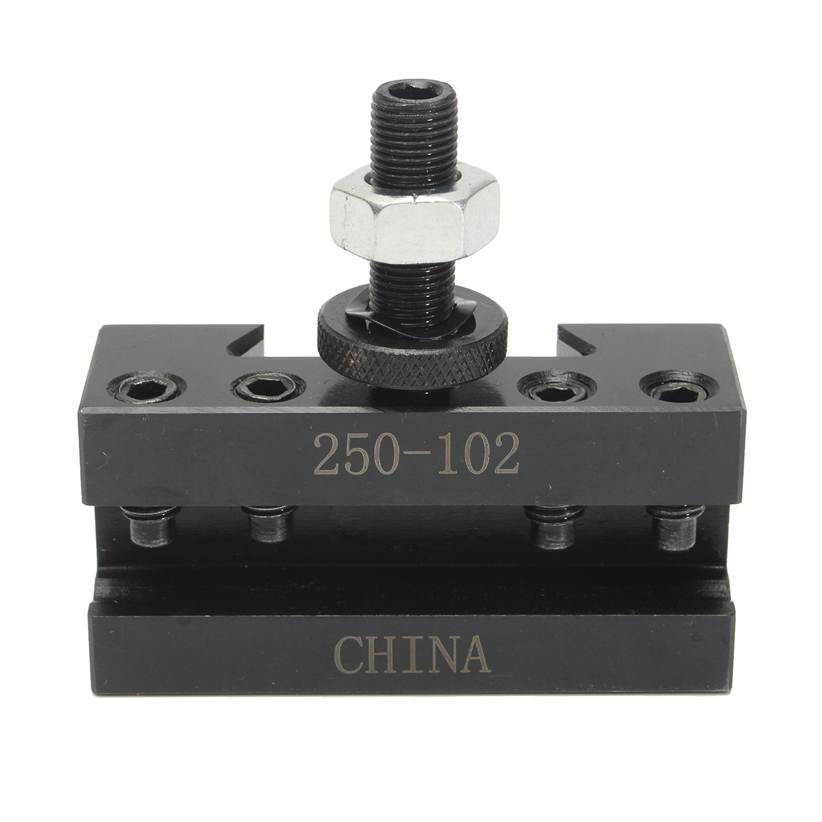 4PCS Quick Change Tool Post Turning /& Facing Holder for 250-101
