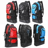 65L Waterproof Tactical Bag Outdoor Camping Traveling Mountaineering Rucksack Backpack Storage Bag