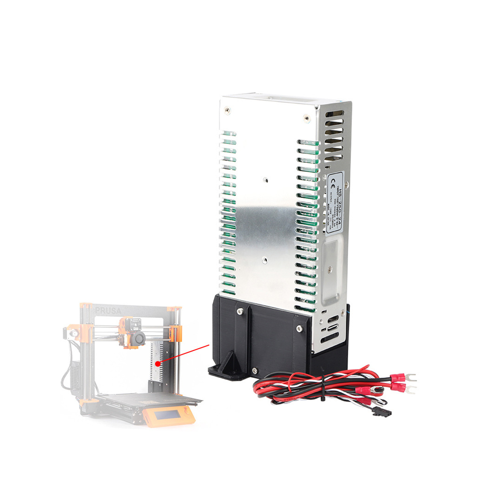Fully Assambled Power Panic Module and Power Supply Unit PSU 24V 250W for Prusa i3 MK3 3D Printer