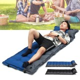 188cm Outdoor Self Inflating Air Mattresses Pad Outdoor Camping Hiking Traveling Sleeping Pad Sleeping Mat