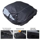 Waterproof Car Roof Top Rack Bag Cargo Carrier Luggage Bag Storage Outdoor Travel