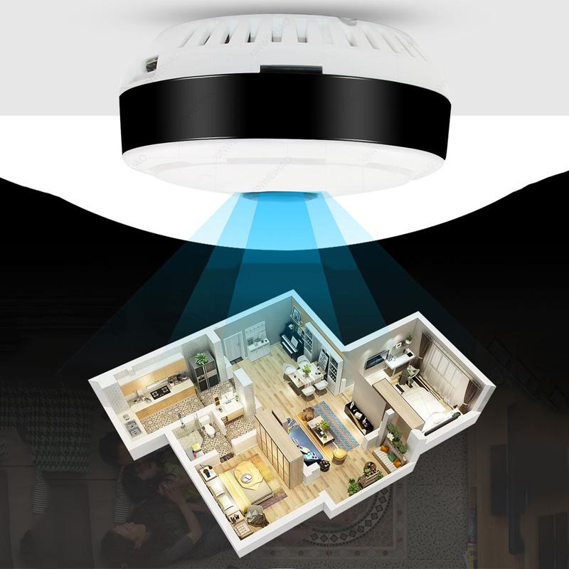 V380 Mini 1.3MP/2.0MP Full View WIFI 360 Two way Audio Panoramic 960P/1080P Fisheye Wireless Smart IP Sport Camera