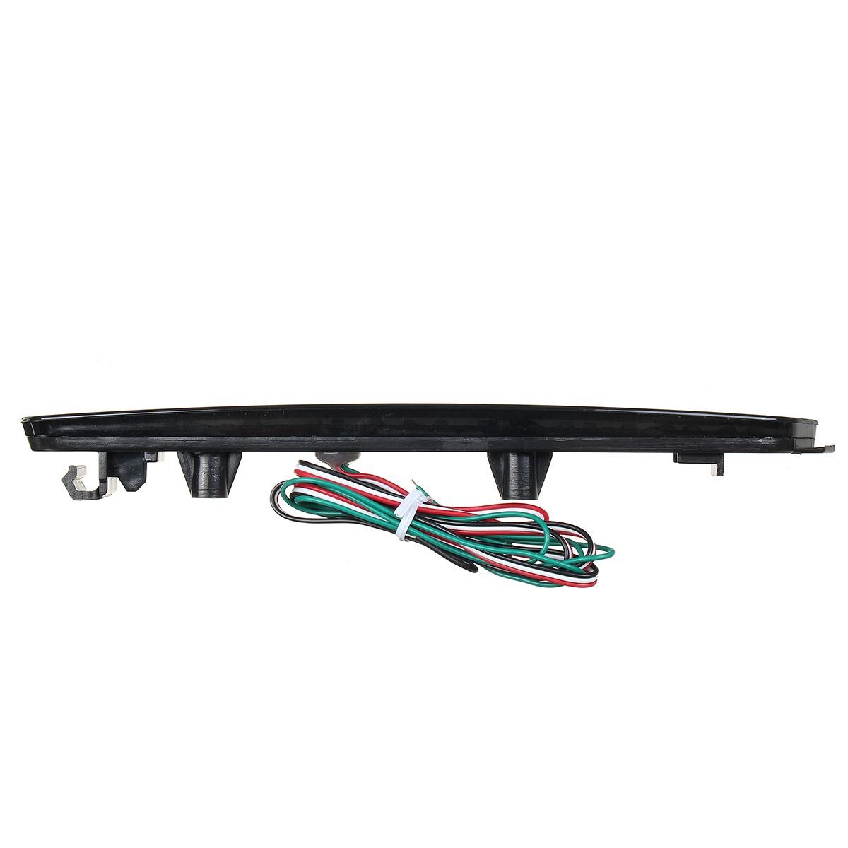 Dynamic Flowing LED Car Rear Bumper Tail Lights Brake Fog Lamp For Mazda 2 3 6 8 Atenza Axela