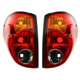 Car Rear Left/Right Tail Brake Light with Wiring For Mitsubishi L200 2005-2016