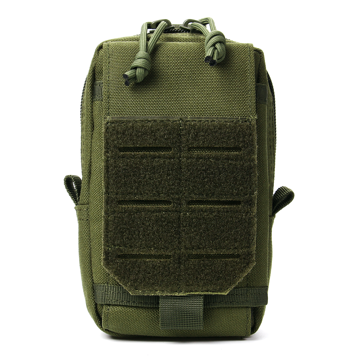 Tactical Molle Pouch Waterproof 1000D Military Belt Waist Pack Bag Phone Pocket Waist Bag
