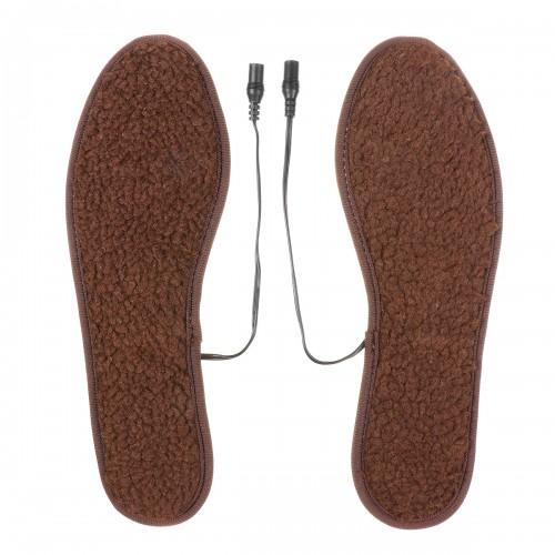Electric Heating Shoe Insole Socks Feet Heater USB Foot Winter Warmer Pads