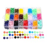 375 Sets T5 Snap Poppers Fasteners Plastic Buttons 25 colors Pliers Punching Tool