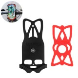 GUB P8 Silicone 67mm Width Bike Phone Holder For Bicycle E-bike Electric Scooter Up to 4.7in Fixed Phone Bracket
