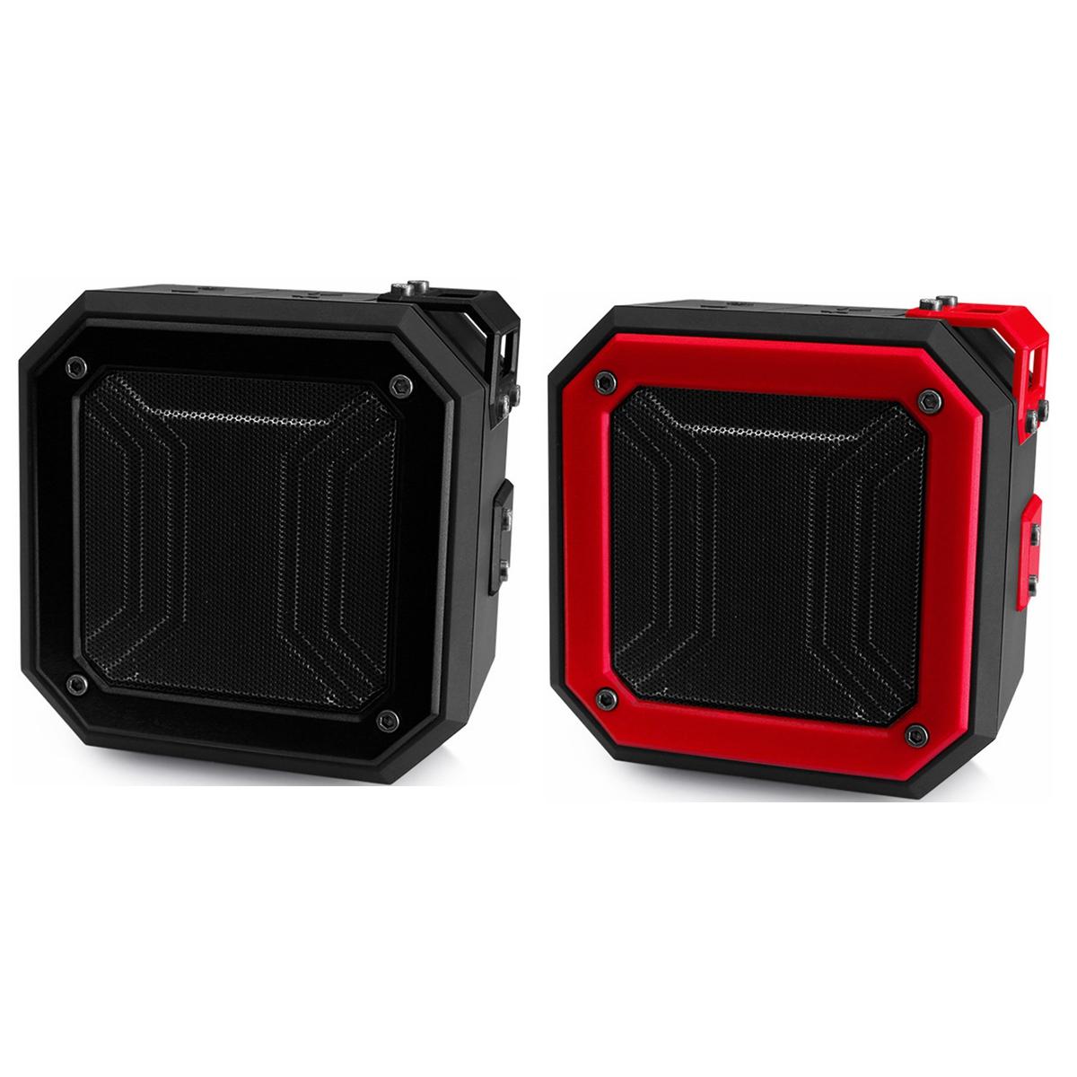 Wireless Bluetooth Speaker Bluetooth 5.0 1200mah Outdoor Speaker Hands Free Call FM Radio TWS Connection