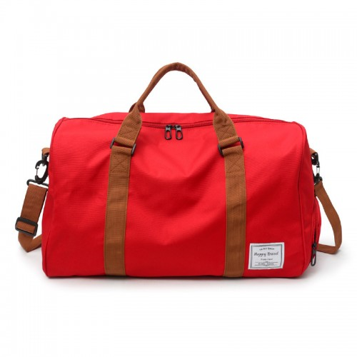 Folding Travel Luggage Bag Dry Wet Separation Shoe Bag Sports Fitness Gym Handbag Yoga Bag