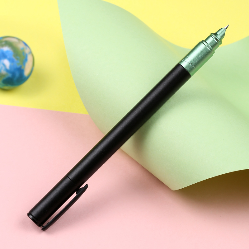 Picasso PS-977 Star Fountain Pen Pimio Extra Fine Nib 0.38mm Financial Business Student Ink Pen Writing Gift Pen