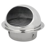 Stainless Steel Wall Ceiling Air Vent Ducting Ventilation Fan Exhaust Grille