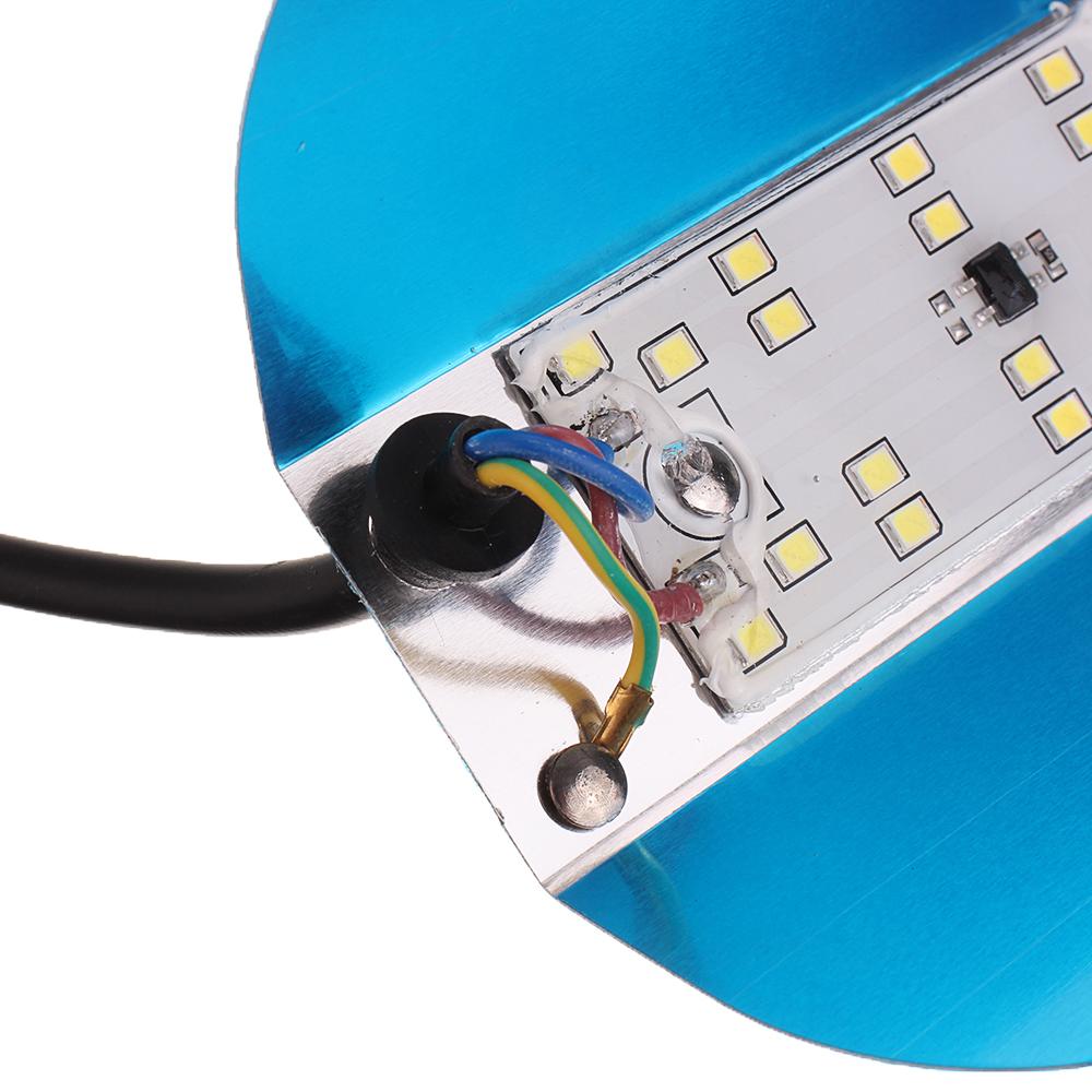 10pcs AREZZO 50W High Power White LED Flood Light Waterproof Lodine-tungsten Lamp Outdoor Garden AC180-240V