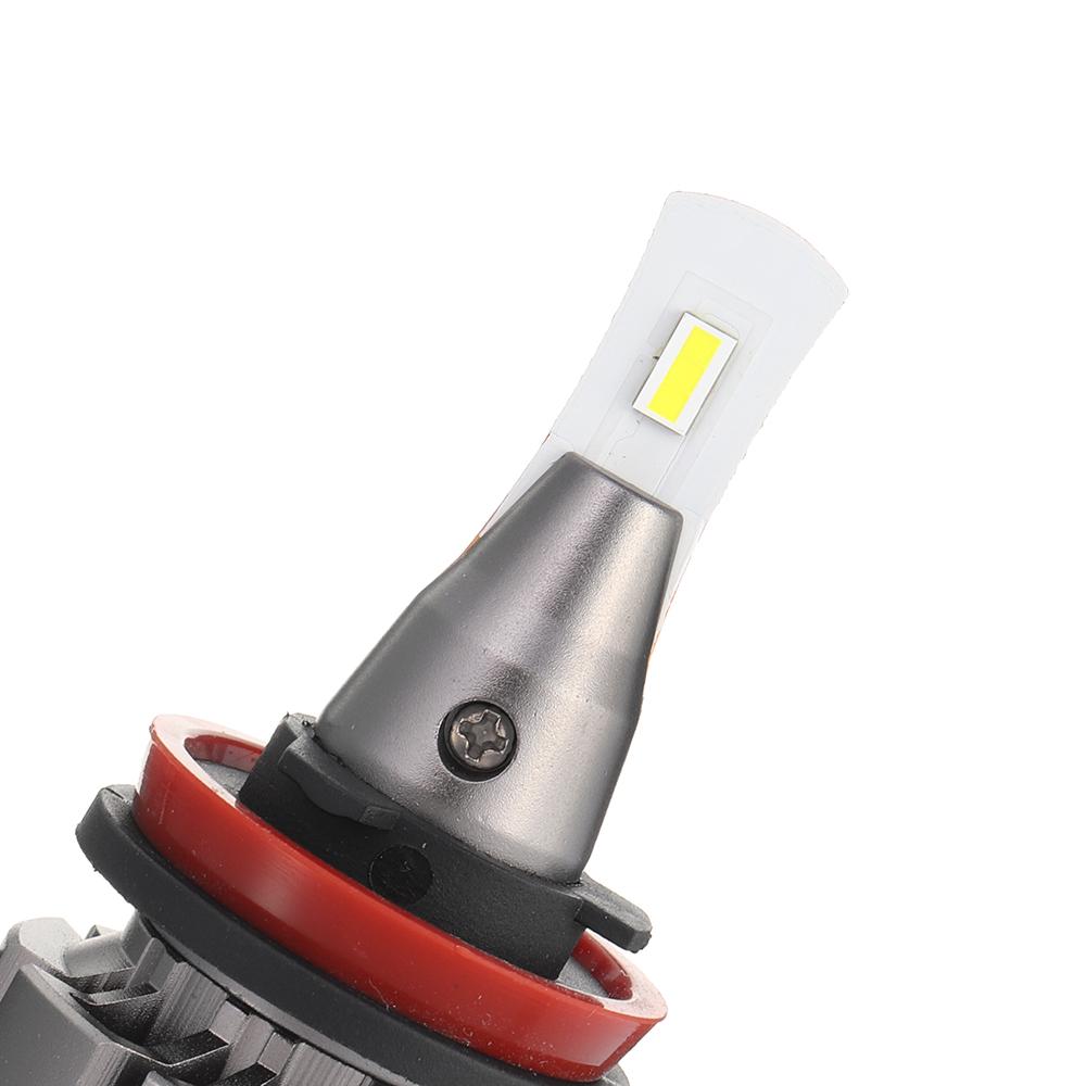 SEALIGHT L2 Car LED Headlights Bulbs H4 H7 H11/H8/H9 9005 9006 Fog Light 80W 8000LM 6000K 2PCS