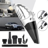 Mini Handheld Portable Vacuum Cleaner Wet And Dry USB Rechargeable For Car Home