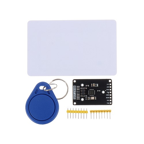 10pcs RFID Reader Module RC522 Mini S50 13.56Mhz 6cm With Tags SPI Write & Read For UNO 2560