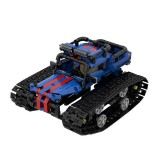 iHoneycomb DIY Smart RC Robot Truck Car Programmable Block Building APP Control Robot Toy Compatible LEGO