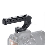 UURIG R005 Handle Grip Cold Shoe Adapter Mount Universal Handgrip Stabilizer for Canon for Nikon DLSR Camera