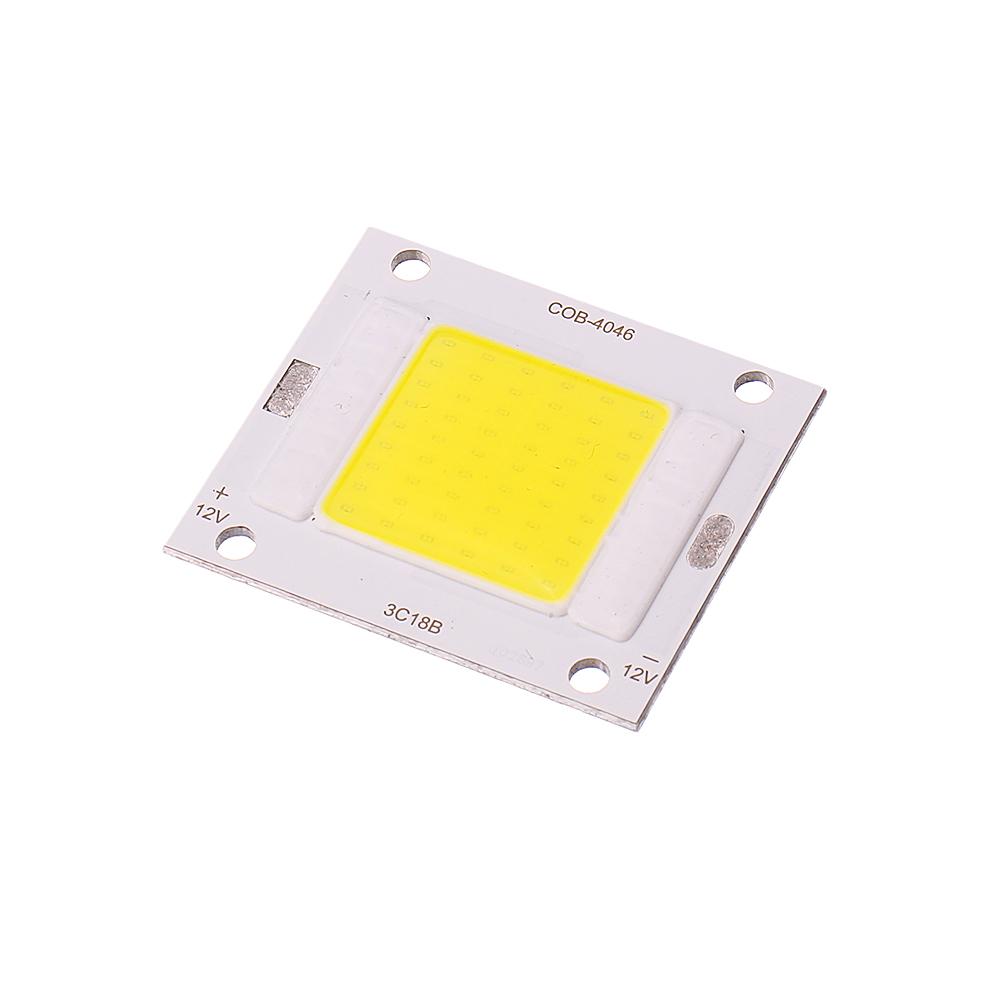 DC12V 2A 25W COB LED Chip High Power Bead Lamp Bulb White/Warm White For DIY Flood Light