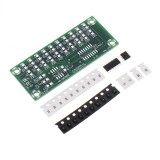 DIY Electronic Kit Set 4017 Water Light Production Kit SMD Components Soldering Parts LED Production Fun DIY