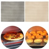 Non Stick Oven Baking Mesh Sheet Tray Crispy Chips Pizza BBQ Grill Pan