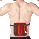 5V 2A Red Light Infrared LED Therapy Pad Deep Penetration Pain Relief Safe Healing Pads