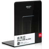 XIAOMI Ecosystem Deli 9264 Metal Iron Bookends Book Stand Desktop Books Files Organizer Anti-slip Documents Holder