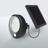 66LED Solar Powered PIR Motion Sensor Light Outdoor Garden Security IP65 Wall Lights