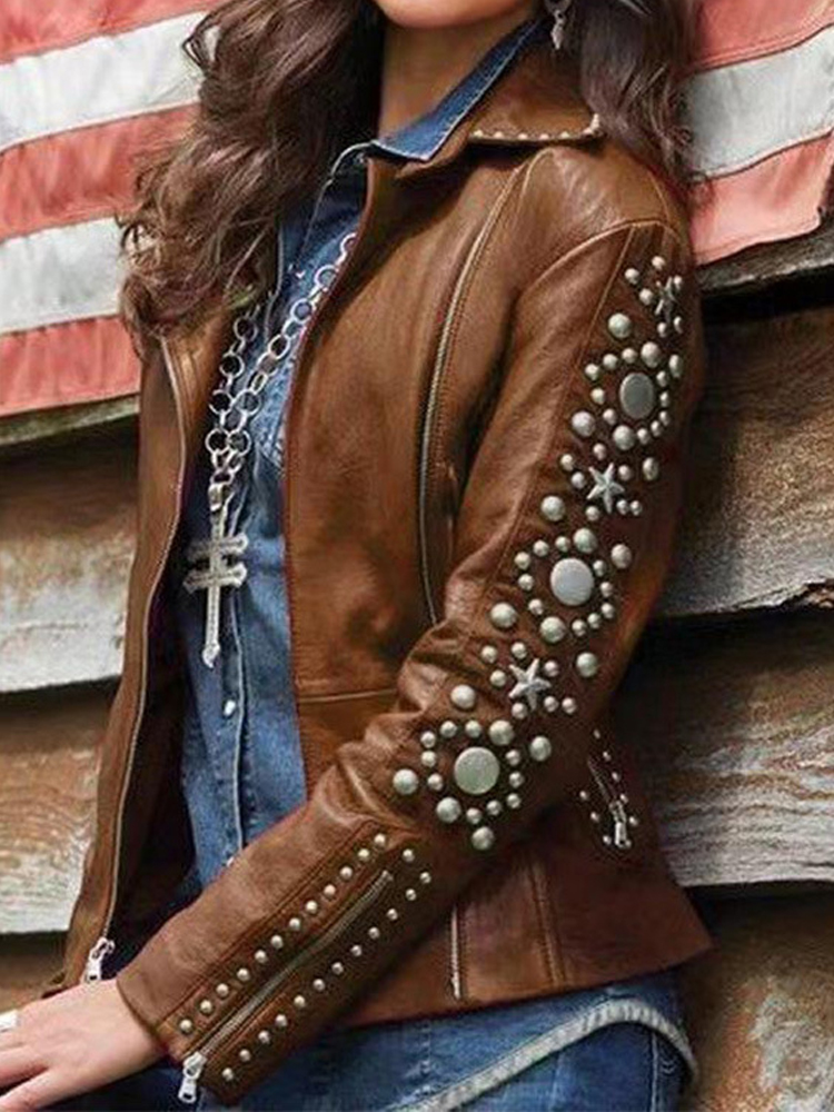 Women Long Sleeve Casual Jacket Coats