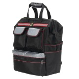 Multifunctional Oxford Cloth Double Shoulders Tool Bag Storage Backpack Bags Electricians Maintain Portable Tool Bags
