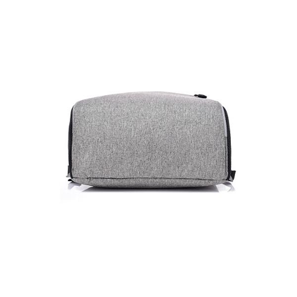 IPRee 18L Backpack 16inch Laptop Bag USB Charging Headphone Jack Shoulder Bag Anti-theft Luminous School Bag