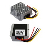 Waterproof 18-36V to 24V 3A Buck Regulator 24V 72W Automatic Step up and Step Down Module Power Supply Module Converter for Car Power