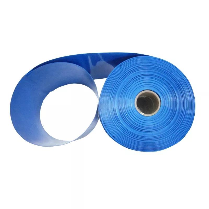 5Pcs 2M 180mm PVC Heat Shrink Tubing Shrink Tube 18650 Battery Shrink Sleeve Insulation Casing Heat shrink Tube