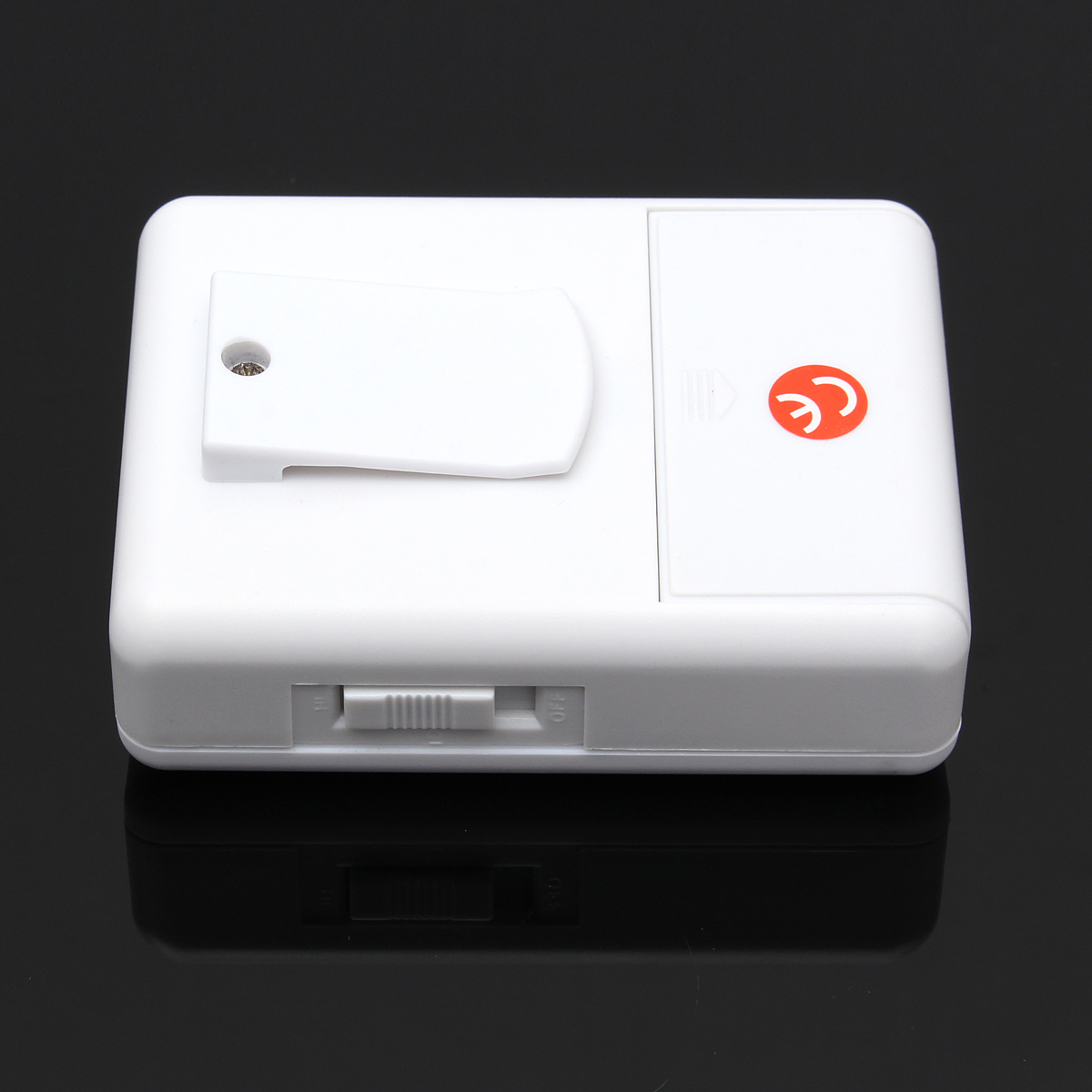 2 In1 Wireless PIR Motion Sensor Detector Alarm Entry Door Bell Infrared Alert System Security Alarm System