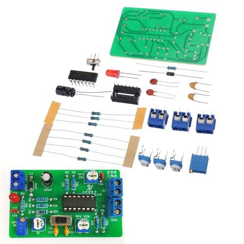 8038 Function Signal Generator DIY Waveform Generator Kit Electronic DIY Production Parts